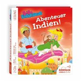 Bibi Blocksberg - Abenteuer Indien!, 2 Audio-CDs