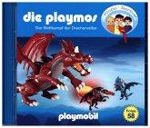 Der Wettkampf Der Drachenreiter / Die Playmos Bd.58 (1 Audio-CD)