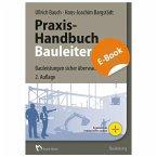 Praxis-Handbuch Bauleiter - E-Book (PDF) (eBook, PDF)