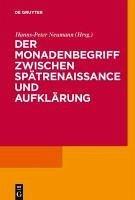 Der Monadenbegriff zwischen Spätrenaissance und Aufklärung (eBook, PDF)