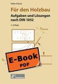 Für den Holzbau (eBook, PDF)