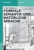 Formale Semantik und natürliche Sprache (eBook, PDF)