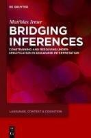 Bridging Inferences (eBook, PDF) - Irmer, Matthias