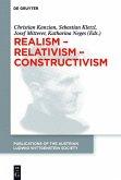 Realism - Relativism - Constructivism (eBook, ePUB)