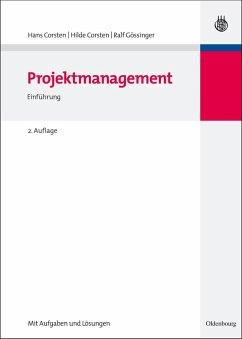 Projektmanagement (eBook, PDF) - Corsten, Hans; Gössinger, Ralf