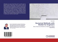 Numerical Methods with Matlab for Engineers