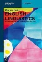 English Linguistics (eBook, PDF) - Herbst, Thomas
