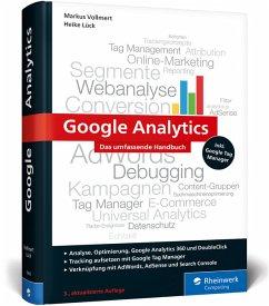 Google Analytics - Vollmert, Markus; Lück, Heike