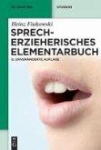 Sprecherzieherisches Elementarbuch (eBook, PDF)