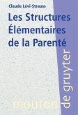 Les Structures Élémentaires de la Parenté (eBook, PDF)