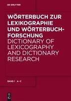 Wörterbuch zur Lexikographie und Wörterbuchforschung Band 1: A - C (eBook, PDF)
