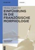 Einführung in die französische Morphologie (eBook, PDF)