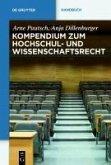 Kompendium zum Hochschul- und Wissenschaftsrecht (eBook, PDF)