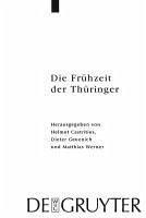 Die Frühzeit der Thüringer (eBook, PDF)