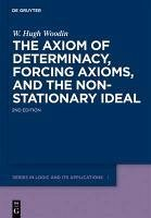 The Axiom of Determinacy, Forcing Axioms, and the Nonstationary Ideal (eBook, PDF) - Woodin, W. Hugh