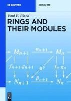 Rings and Their Modules (eBook, PDF) - Bland, Paul E.
