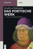 Das poetische Werk (eBook, PDF)