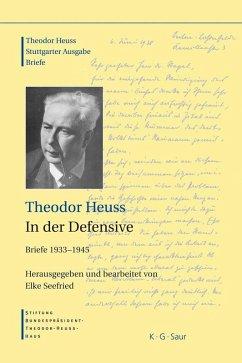 In der Defensive (eBook, PDF) - Heuss, Theodor
