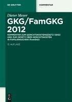 GKG/FamGKG 2012 (eBook, PDF) - Meyer, Dieter