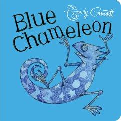 Blue Chameleon - Gravett, Emily