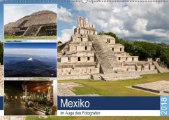 Mexiko im Auge des Fotografen (Wandkalender 2018 DIN A2 quer)