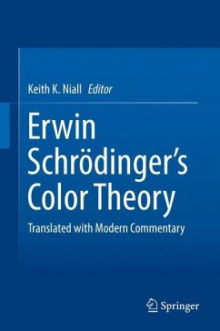 Erwin Schrödinger´s Color Theory