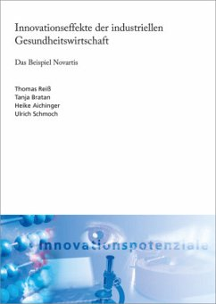 Innovationseffekte der industriellen Gesundheitswirtschaft