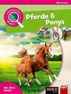 Leselauscher Wissen: Pferde und Ponys (inkl. CD...