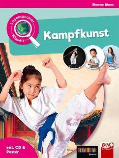 Leselauscher Wissen: Kampfkunst (inkl. CD & Pos...
