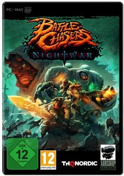 Battle Chasers: Nightwar (PC)
