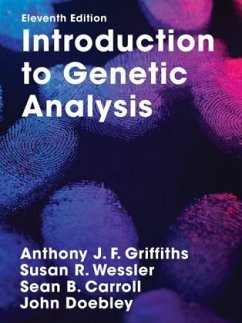 An Introduction to Genetic Analysis - Griffiths, Anthony J. F.; Wessler, Susan R.; Carroll, Sean B.; Doebley, John