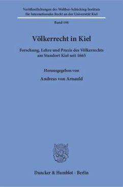 Völkerrecht in Kiel.