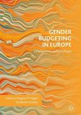 Gender Budgeting in Europe