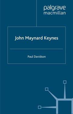 John Maynard Keynes (eBook, PDF)