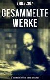 Gesammelte Werke von Emile Zola: Die Rougon-Macquart Reihe, Romane & Erzählungen (eBook, ePUB)
