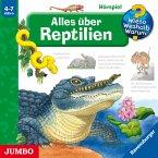 Alles über Reptilien / Wieso? Weshalb? Warum? Bd.64 (MP3-Download)