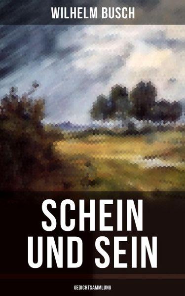 Schein Und Sein Gedichtsammlung Ebook Epub