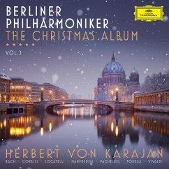 Berliner Philharmoniker The Christmas Album Vol. 2 - Karajan/Bp/+