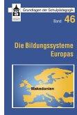 Die Bildungssysteme Europas - Republik Makedonien (eBook, PDF)