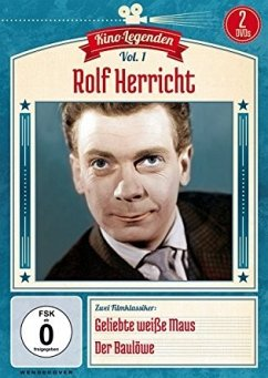Rolf Herricht - Geliebte weiße Maus/Der Baulöwe...