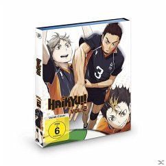 Haikyu!! 1. Staffel - Vol. 2 (Episode 07-13)