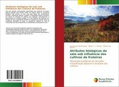 Atributos biológicos do solo sob influência dos cultivos de fruteiras