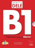 Objetivo DELE B1 Nuevo. Buch mit Audio-CD