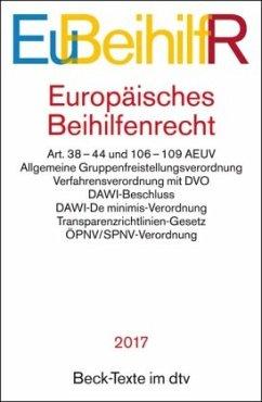 Europäisches Beihilfenrecht