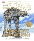 STAR WARS(TM) Raumschiffe und Fahrzeuge (Mängelexemplar)