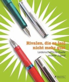 Rivalen, die es (so) nicht mehr gibt (Mängelexemplar) - Hoppe, Gregor