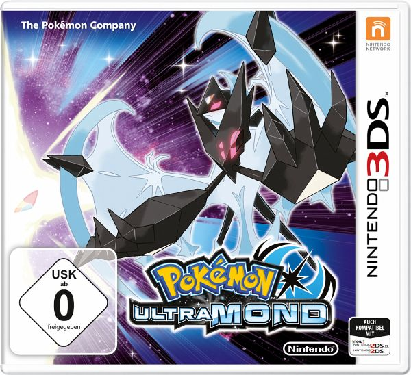 Pokémon Ultramond (3DS)