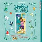 Holly Hexenbesen zaubert Chaos in der Schule / Holly Hexenbesen Bd.2 (MP3-Download)