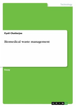Biomedical waste management - Chatterjee, Pyali
