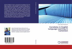 Correlates in English Language Learning in Cameroon